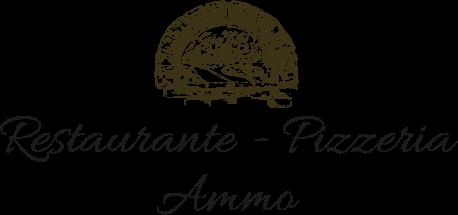 Restaurant - Pizzeria Ammo - Logo